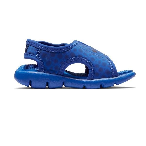 Sandália-Nike-Sunray-Adjust-4-Azul-Royal---386519-414