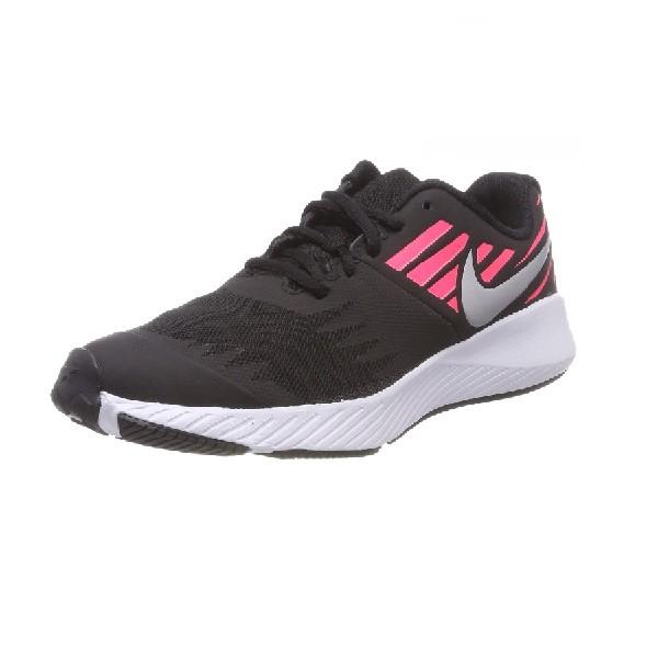 Tênis-Nike-Star-Runner-Preto/Prata/Pink--907257-004