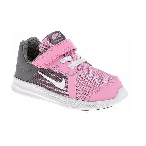 Tênis-Nike-Downshifter-8-TDV-Rosa/Cinza---922859-602