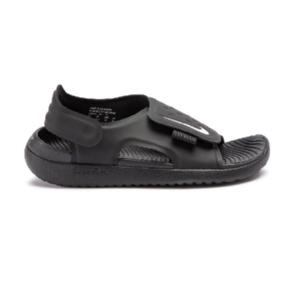 Sandália-Nike-Adjust-Preta--AJ9076-001