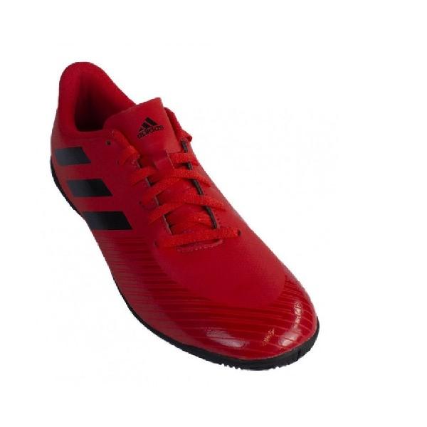 Chuteira-Futsal-Adidas--Vermelho/Preto---F36093