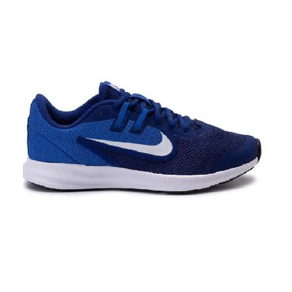 Tenis-Nike-Downshifter-9--Royal/Branco/Azul---AR4135-400