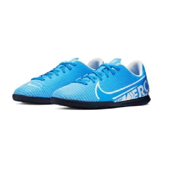 Chuteira-Futsal-Nike-Mercurial-Vapor-13-Club-Azul/-Branco/Marinho-AT8169-414