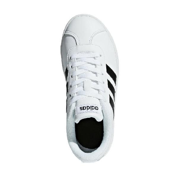 Tênis-Adidas-VL-Court-2.0-Branco/Preto---DB1837