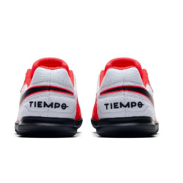 Chuteira-Futsal-Nike-Tiempo-Legend-8-Club-Vermelho/Preto/Branco-AT5882-606