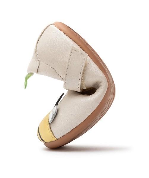 Sapato-Tip-Toey-Dolly-Bee-Branco/Amarelo---B.DLB1S-4020