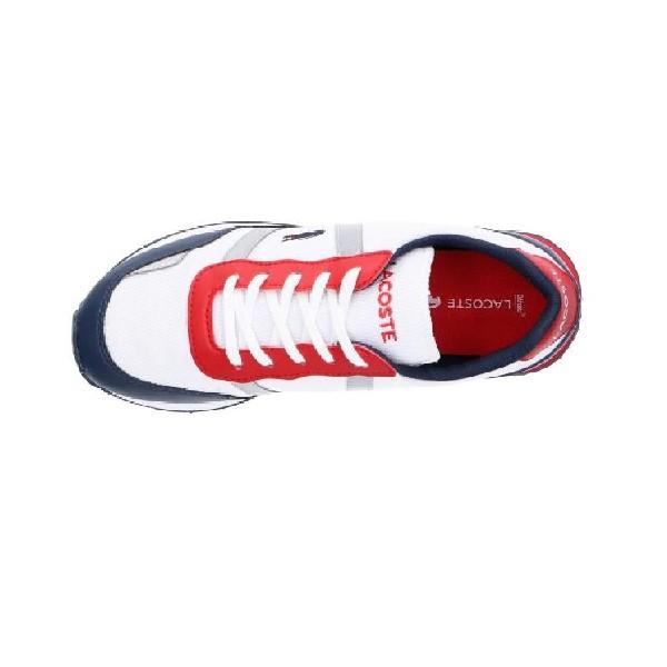 Tênis-Lacoste-Branco/Marinho/Vermelho---SPM2399