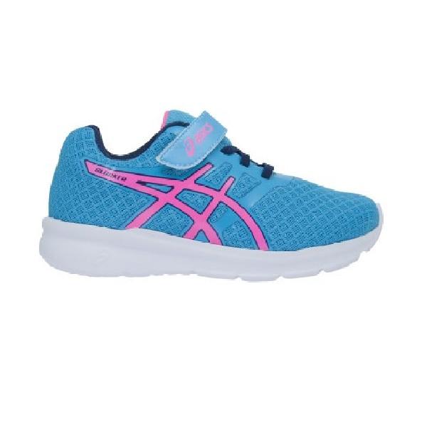 Tenis-Asics-Blocker-PS-Turquesa-/Pink-C019A.4820