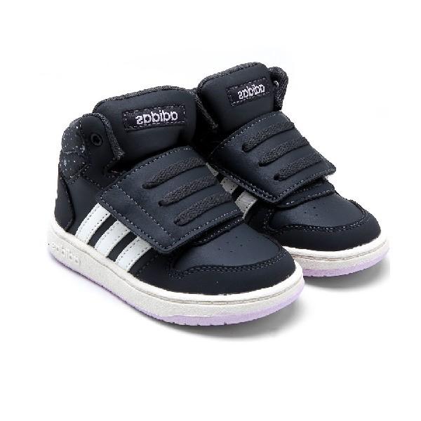 Tênis-Adidas-Hoops-Mid-2.0-Cinza/Pink--F35844