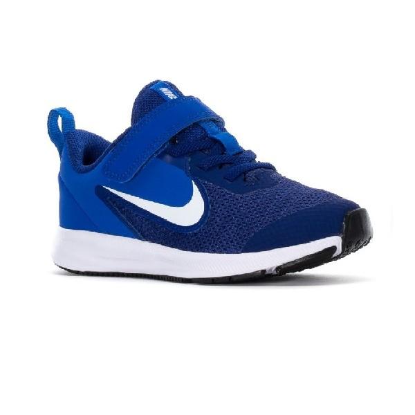 Tênis-Nike-Downshifter-9-Royal/Branco/Azul---AR4138-400