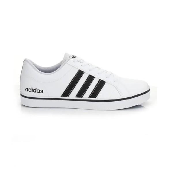 Tênis-Adidas-Pace-Preto/Branco/Azul---AW4594
