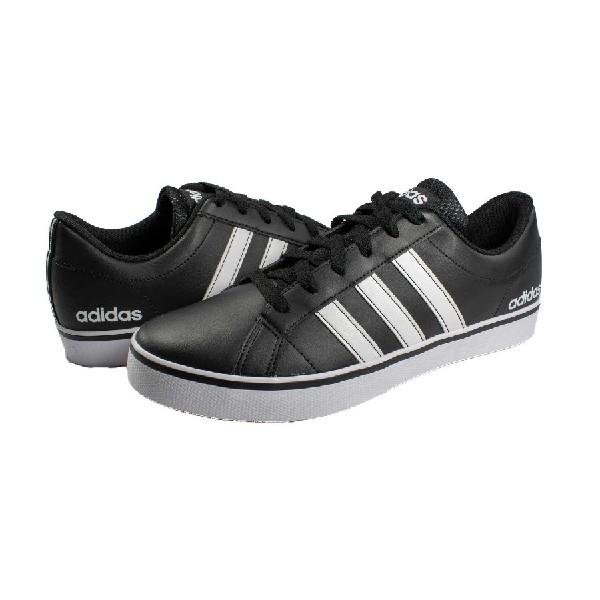 Tênis-Adidas-VS-Pace-Preto/Branco---B74494