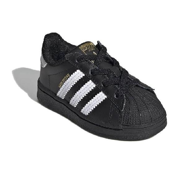Tênis-Adidas-Superstar-Bebê-Preto/Branco---EF5396