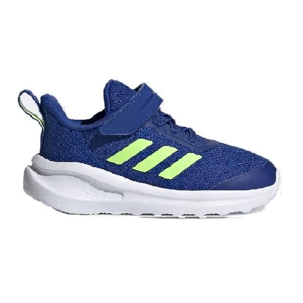 Tênis-Adidas-FortaRun-Running-2020-Royal/Verde/Branco----FV2638-