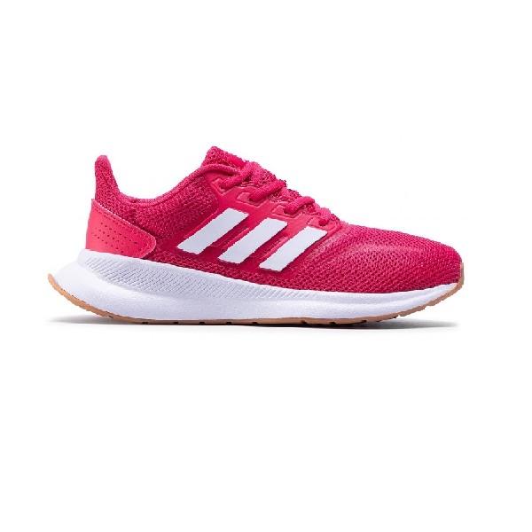 Tênis-Adidas-Runfalcon-Pink/Branco---FW4804