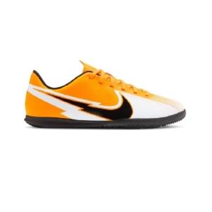 Chuteira-Futsal-Nike-Mercurial----Laranja-/-Preto/Branco-AT8169-801