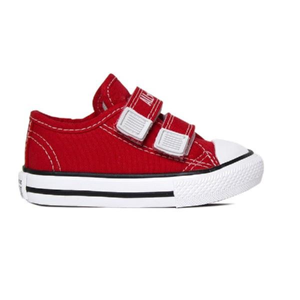 Tênis-All-Star-Bebê-Vermelho/Preto/Branco---CK05080004
