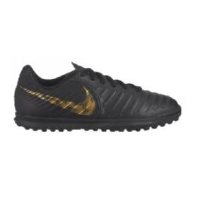 Chuteira-Society-Nike-Legend-7-Club-Preto/-Ouro--AH7261-077