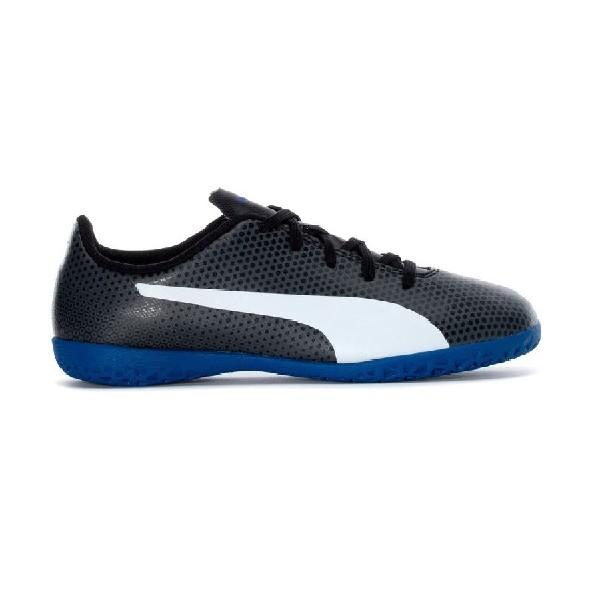 Chuteira-Futsal-Puma-Spirit-Preto/Branco/Royal--104498-08