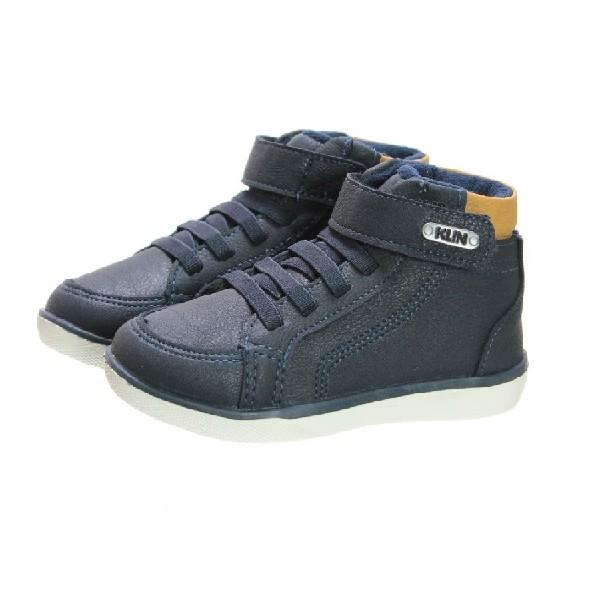 Sneaker-Klin--baby--Flyer--Marinho/Laranja---170065
