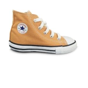 Tênis-Longo-All-Star-Chuck-Taylor-Mostarda/Preto/Branco---CK04290014