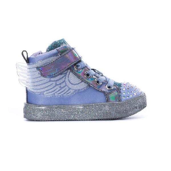 Tênis-Skechers-Led-Sparkle-Wings-Peri--Lilás-20217N-PERI