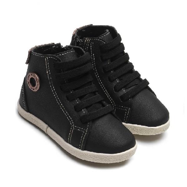 Sneaker-Klin-Flyer-Preto/Carvalho---117131