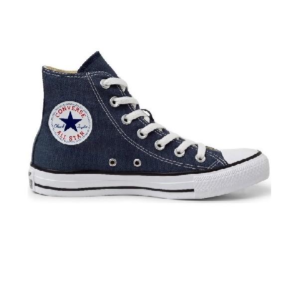 Tênis-Cano-Longo-All-Star-Chuck-Taylor--Core--Marinho/Cru/Preto---CT00040003