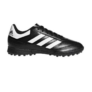 Chuteira--Society--Adidas-Goletto-VI-Preto/Branco----AQ4304