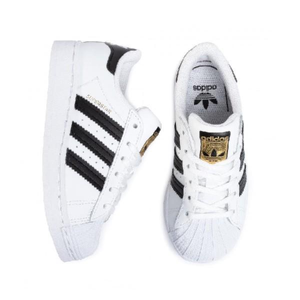 Tênis-Adidas-Superstar-Clássico-Branco/Preto---FU7714