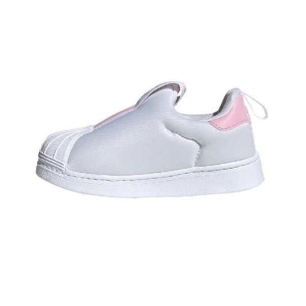 Tênis-Adidas-Superstar-360-X-Branco/Pink---FV7233