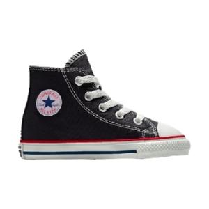 Tênis-Cano-Longo-All-Star--Chuck-Taylor-Preto/Vermelho---CK00040007