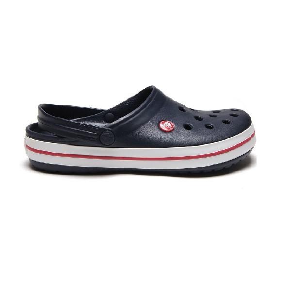 Sandália-Crocs-Infantil-Crocband-Navy/Red--204537-485-