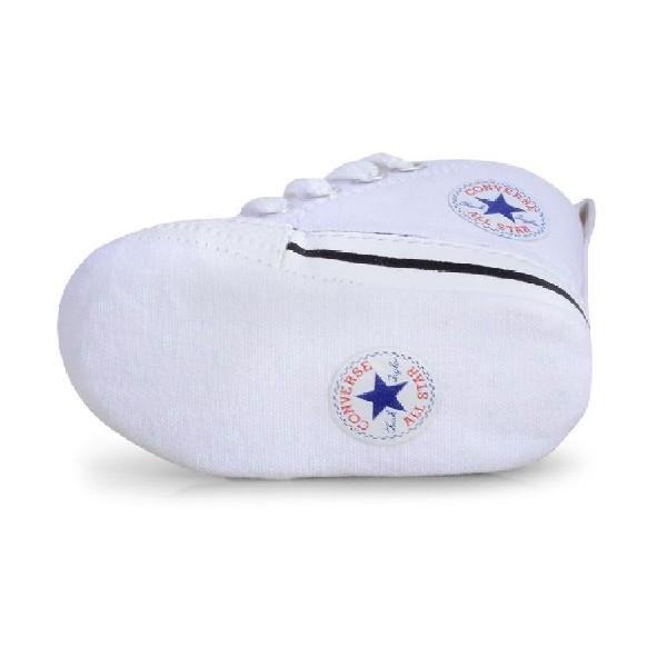 Tênis--Cano-Longo-All-Star-Bebê-My-First-Branco/Branco/Preto---CK04400003