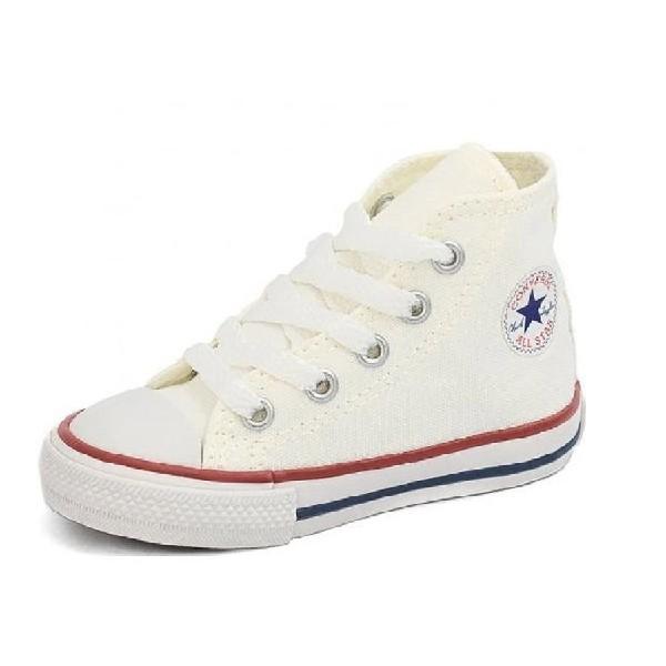 Tênis-Cano-Longo-All-Star--Chuck-Taylor---Branco/Branco/Marinho---CK00030001-