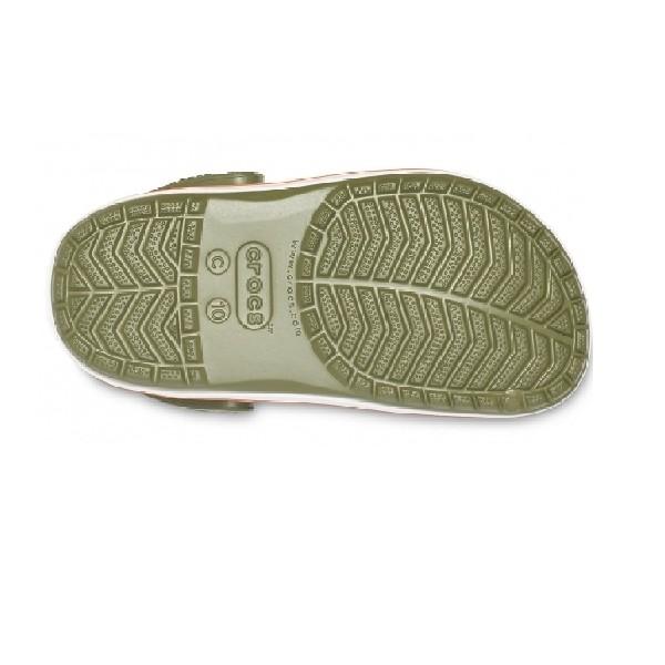 Sandália-Crocs-Army-Green/Burnt-Sienna---204537